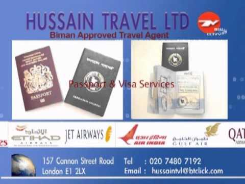 Hussain Travel Ltd