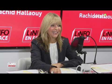 Video : L'Info en Face avec  Jasna Mileta, ambassadrice de la Croatie