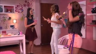 Violetta: Las chicas cantan ¨Cómo quieres¨ HD Official