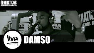 Damso - Periscope (Live des studios de Generations)