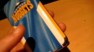 Denver Nuggets iPod Touch 2nd Gen Skin by Skinit