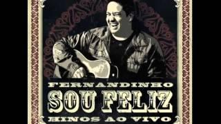 Fernandinho - Chuva de Bênçãos - CD Sou Feliz