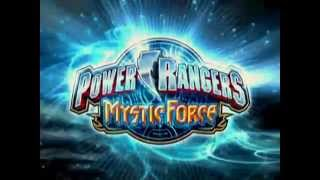 Power Rangers Fuerza Mistica Opening