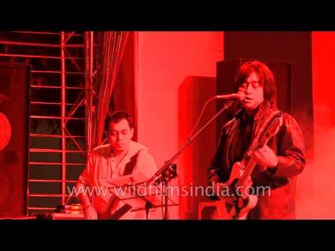 Bangladesh's International Band SOULS play live in India