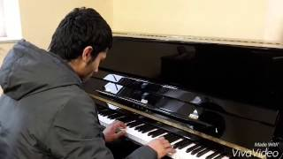 ME BEST FRIEND PIANO PLAYING