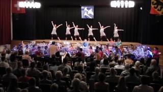 Stadtmusik Huttwil Sommerkonzerte mit tanzpasión 20170624 Salsa sensation DSCF5380