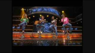 DK X Factor Live Show 6 2009 Alien Beat Club - I'm Yours - Sang 2