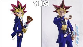 Yu-Gi-Oh Characters In Real Life