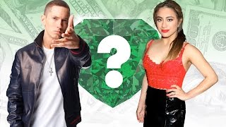 WHO'S RICHER? - Eminem or Ally Brooke Hernandez? - Net Worth Revealed!