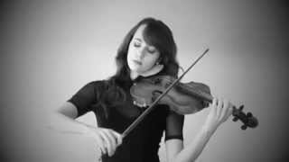 THE THEORY OF EVERYTHING soundtrack violin cover - Arrival of the Birds (Cinematic Orchestra)