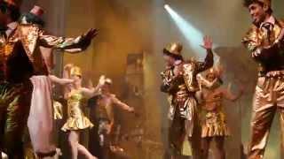 Fest Ábaco 2015- Aladim e a Lâmpada Mágica - Sapateado