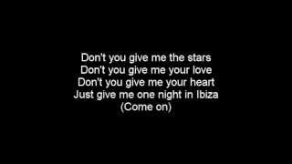 Mike Candys- One night in Ibiza Lyrics