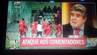 Antonio Figueiredo da CMTV confirma que Carlos Janela entrega a cartilha
