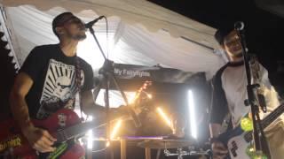 Iman's League - Lisa (Live at Geylang Bazaar)