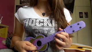 Guns N' Roses-sweet child o mine com violão de brinquedo