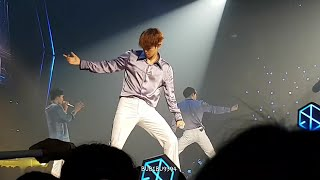 160911 EXO'rDIUM in BKK EXO - 유성우(Lady Luck)