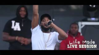 Tory Lanez performing You Don't Know My Name