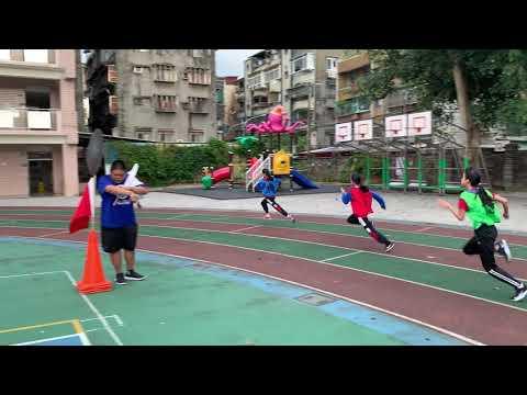 運動會一百公尺女生決賽 - YouTube