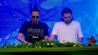 The Hum (Live at Tomorrowland 2016) Dimitri Vegas & Like Mike - HD