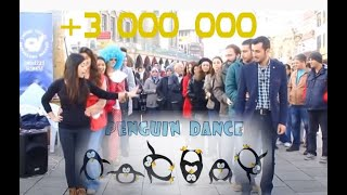 Çağdaş Gençlik Denizli Kan Bağışı Etkinliği Sonrası penguen dansı