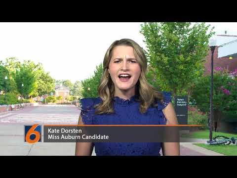 Miss Auburn Candidate: Kate Dorsten