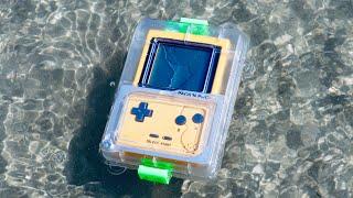 Do GameBoys Survive Underwater?