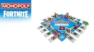 Monopoly Fortnite | New From Epic Games And Hasbro Gaming