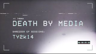 The Year - Death By Media (Official Lyric Video)