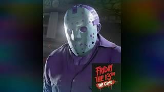 80's retro Jason theme music DLC Friday the 13th game