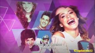 Violetta 2 - Hoy Somos Más (Canção Completa) [Legendado em Português]