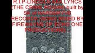 Lyncs - R.I.P [The Crime Riddim] Hard Dryve Records