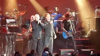 "Sting & Peter Gabriel ""Games Without Frontiers"" Jones Beach, NY 6/24/16"