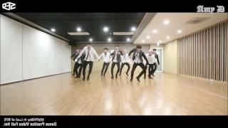 SF9 'Boy In Luv' Mirrored Dance Practice