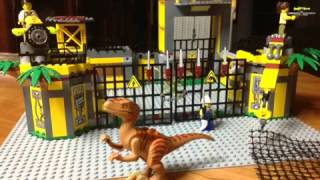 Lego Dino Escape Mini