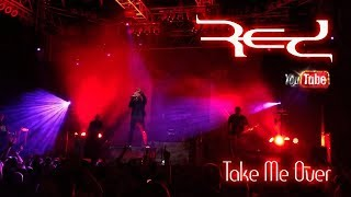 RED *TAKE ME OVER* LIVE @ HOUSE OF BLUES ORLANDO (10/29/17)