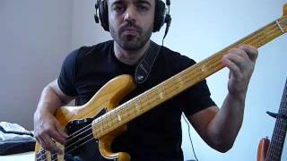 Sing a Song (Earth, Wind and Fire) Bass Cover