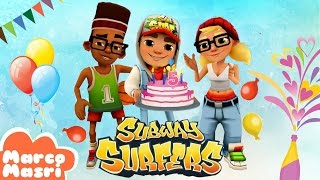 Happy Birthday Subway Surfers | Birthday Pack #2
