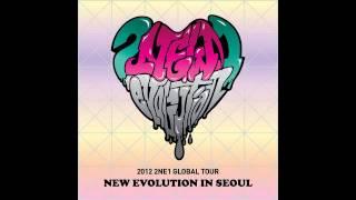 11 UGLY - 2NE1  2012 GLOBAL TOUR LIVE NEW EVOLUTION IN SEOUL