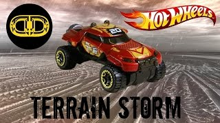 Awesome suspension test Feat. HW Terrain Storm