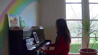 Rebel Love Song (Black Veil Brides) - Cover (piano & vocal) (practice) (1)