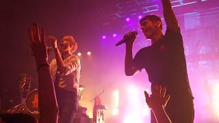 New Politics - Girl Crush ft. Andrew McMahon LIVE | Portland, ME