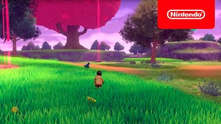Pokemon Sword & Shield - The Crown Tundra - coming soon trailer