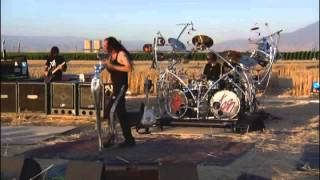 korn coming undone live the encounter 2010 HD