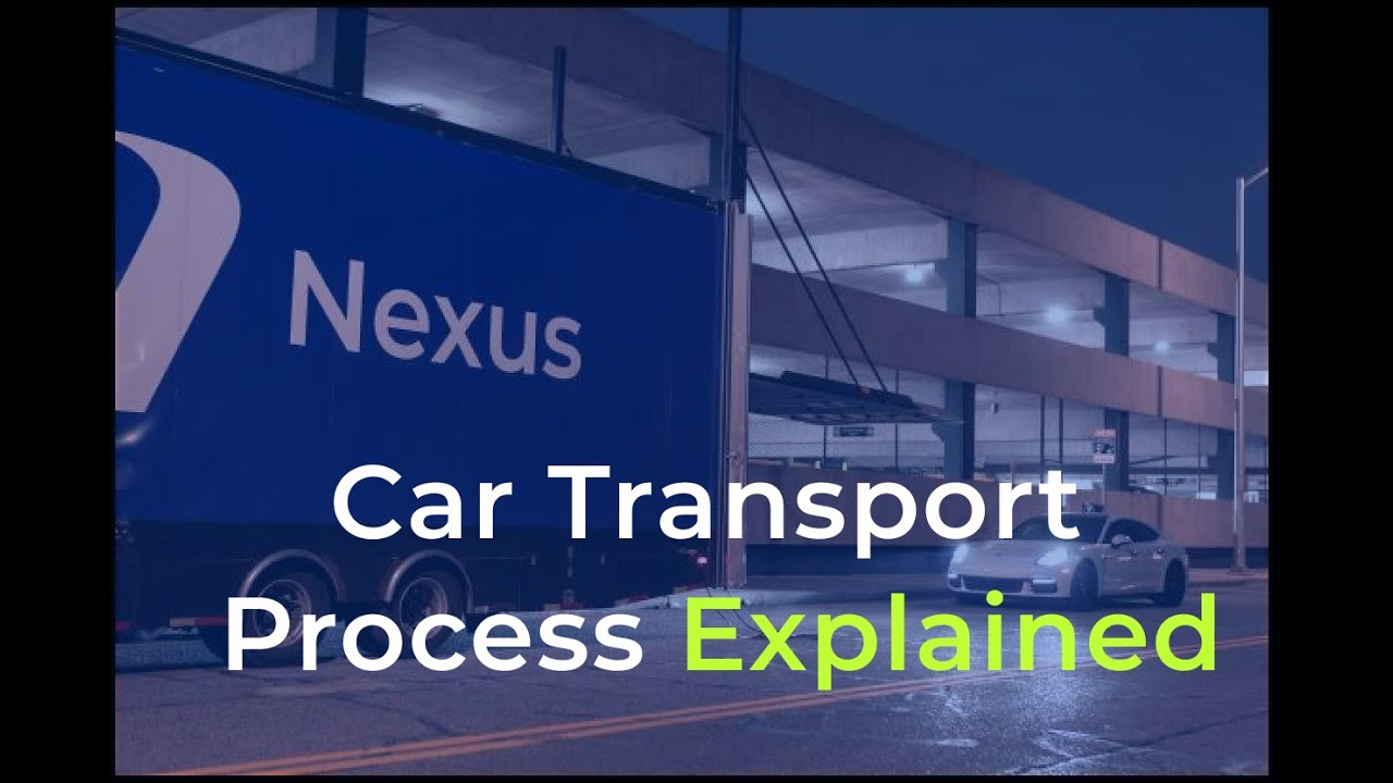 <p><strong>Car Transport</strong> Process Explained</p>