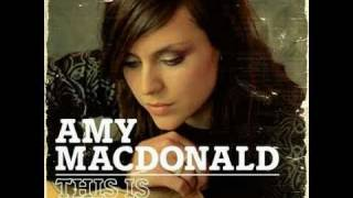 Amy Macdonald - This is the life -  Letra en español y en inglés en la pantalla