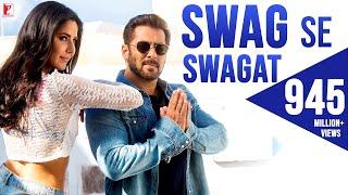 Swag Se Swagat Song | Tiger Zinda Hai | Salman Khan | Katrina Kaif | Vishal Dadlani | Neha Bhasin width=
