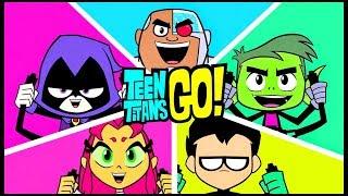 Teen Titans Go Full Episode Gameplay (Teeny Titans Cartoon Network Games) width=