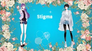 「chiE • w/nn\e」 Stigma - V / BTS (방탄소년단) 「COVER」