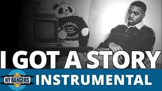 "Nas Type Beat ""I Got A Story""   Prod. by NY Bangers"
