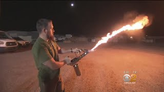 Fire Experts Criticize Elon Musk's Flamethrower